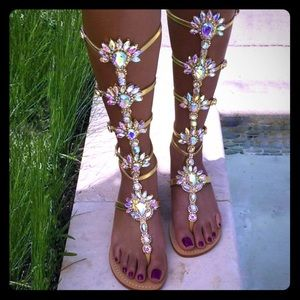 Shoes - Size 8 US gladiator sandals